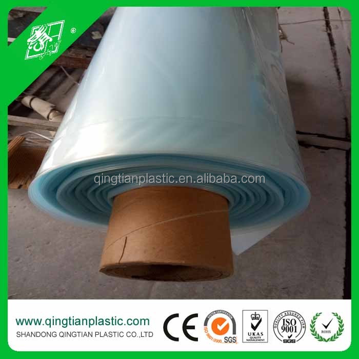PE/LDPE virgin blue films soft UV plastic greenhouse film