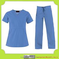 Custom hospital uniform clinical medical scrubs uniforms