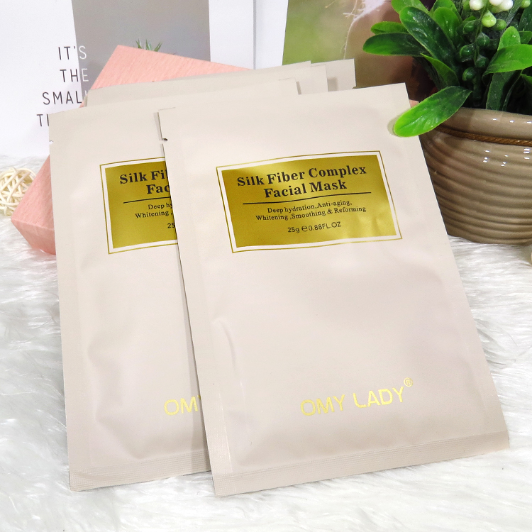 OMY LADY Natural Formula Anti- Scar whitening moisturizing facial mask