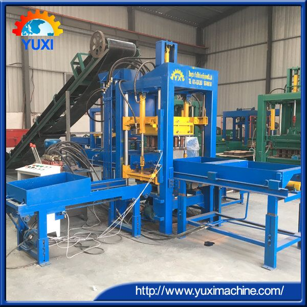 Most demanded products concrete Full automatic Interlocking Brick Making Machine Price
