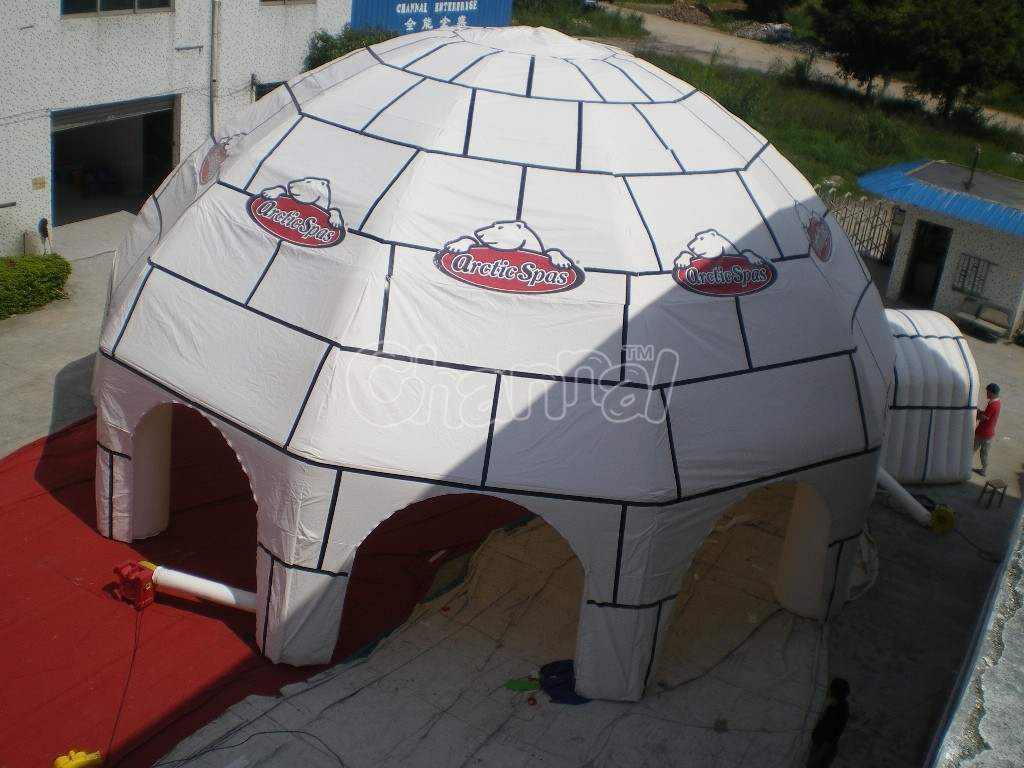 Large inflatable tent inflatable Dome Tent for outdoor