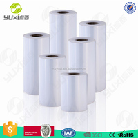 Transparent Plastic Film/Shrink Wrap For Battery/Candy Packaging Film