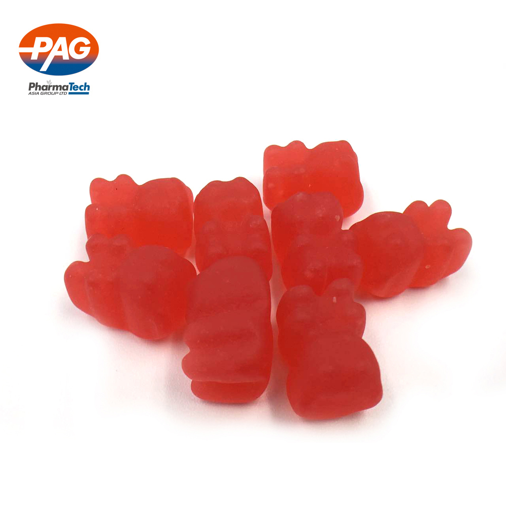 Fish oil omega 3 Multivitamin Gummy Candy private label
