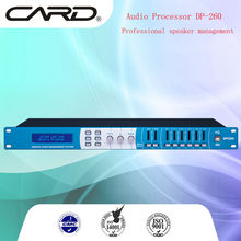 2in 6out professional manager Digital sound processor