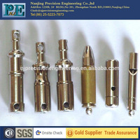 Chrome plating steel cnc lathe solid pin