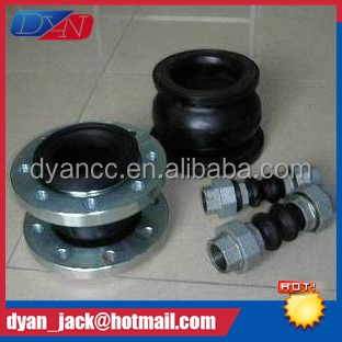 DN50-DN4000 Single Sphere pipe rubber ring joint for fire main