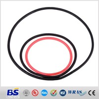 Heat pressure resistant autoclave rubber seal