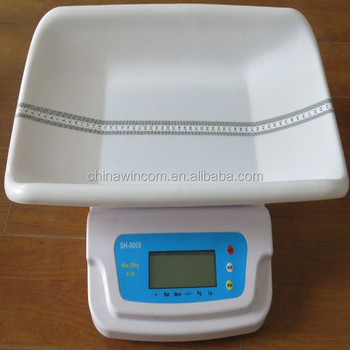 RCS-20 laboratory electronic baby scale