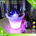 Waterproof led ice bucket