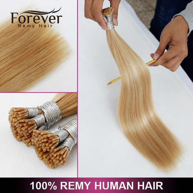 Top Quality Cheap 10 To 30 Inch Natural Color Stick Tip Hair Extensions Hair Salon Expression Hair