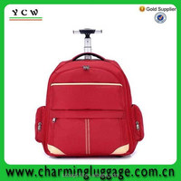 Royal Polo Kids School Trolley Bag