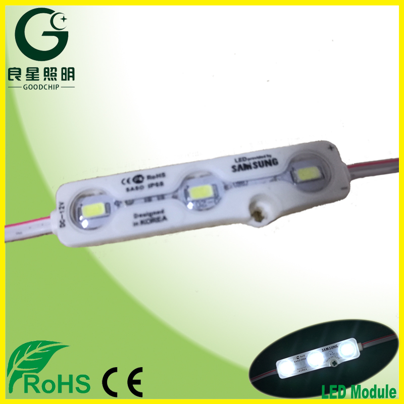 High Quality Light Mini 3528 Smd White 2 5050 Led Module 3LEDs
