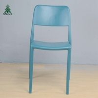 Wholesale High Quality Cheap Modern Design PP Plastic Chair Dining Chair