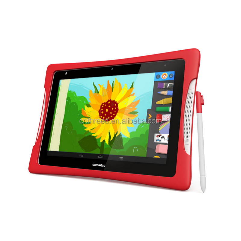 8inch Android 5.1 NVIDIA Tegra4 Quad-core 1.8GHz fuhu DreamTab HD8 kid tablet 2GB/16GB