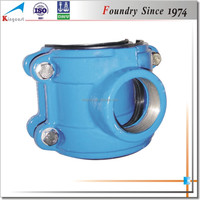 Hot selling best price high quality cast iron pipe saddle upper part casting