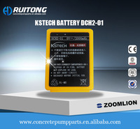 Kstech Battery DCH2-01 for remote control of Zoomlion trucks