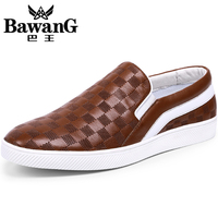 Most Polular genuine leather shoes for men famous brand shoes men