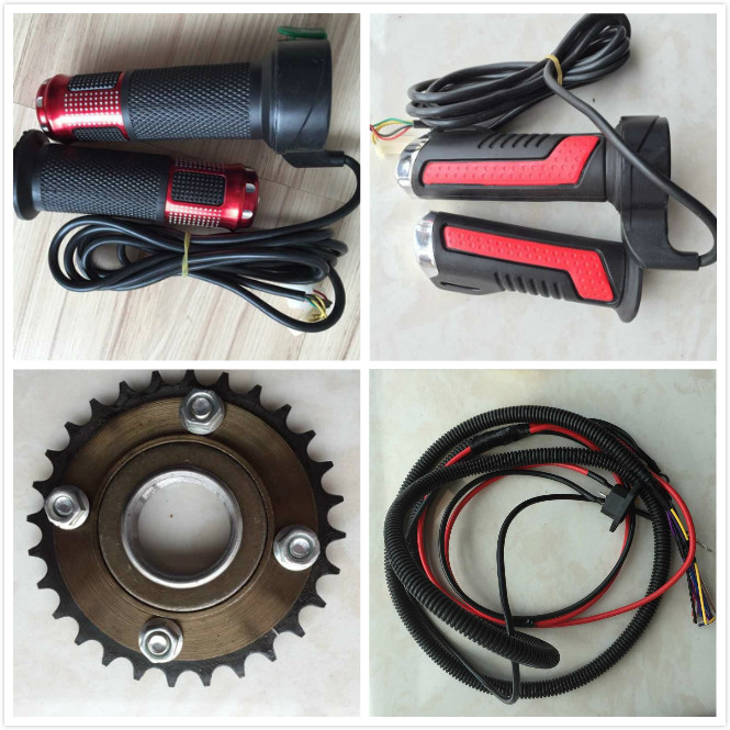 Electric Motor Kit For Trike: Tricycle Electric Motor Kit/electric Bike Spare Parts