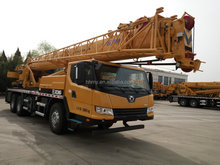 Used XCMG 25ton crane floating crane barge for sale in shanghai