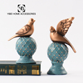 Home Accents Tabletop Decoration Resin Birds Figurine