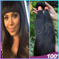 AAAAAAA human hair wholesale double weft soft and smooth Peruvian straight real human hair for sale china