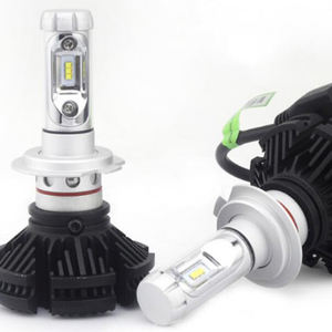 Anycarled factory selling 6000lm X3 h4 auto motorcycle car LED Headlight