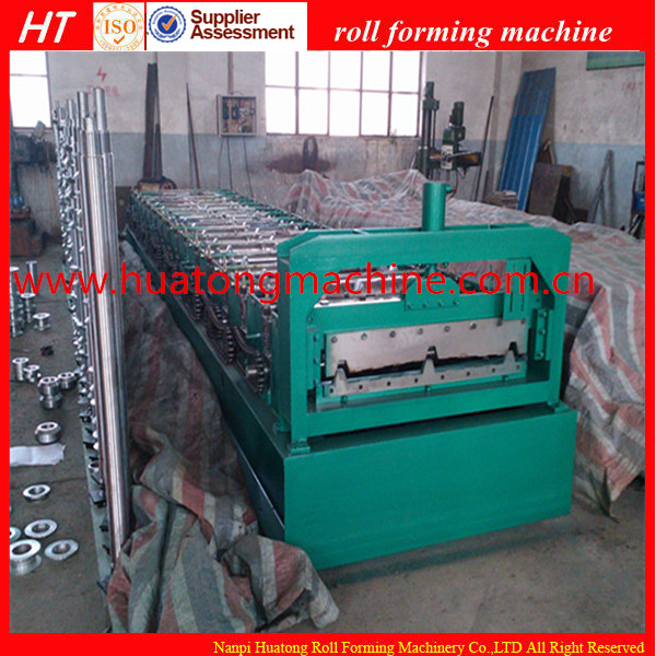 New design and popular building roof roll forming equipment