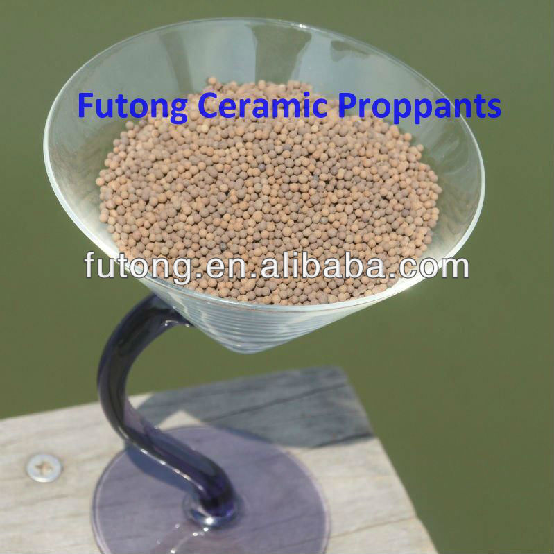 20/40 Ceramic Proppants For Hydraulic Fracking