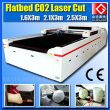 Airbag fabric laser cutting equipment for Industrial textile