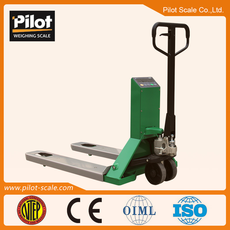Trade Assurance portable wheel load truck scale with long life