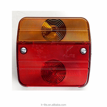 LED truck tail light square tail light LT102