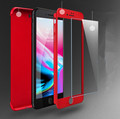 2018 Hot Sale 360 Anti-Shock Matt Hard PC Case For iPhoneX