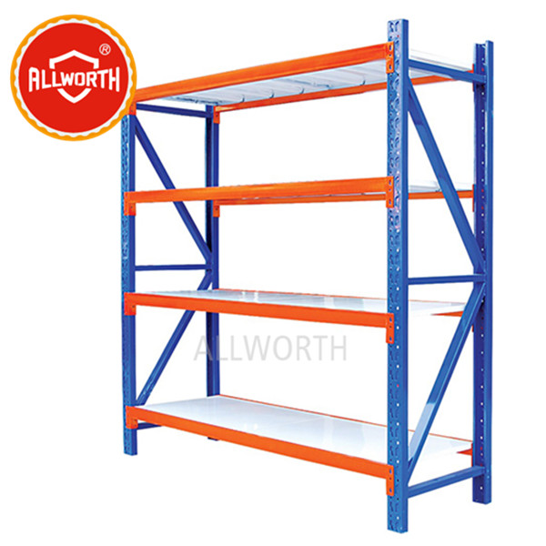 Popular Euro Pallet Steel Angle Shelving Warehouse Pallet <strong>Rack</strong>