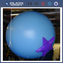 inflatable helium balloon, model inflatabel fruit, giant inflatable bule berry