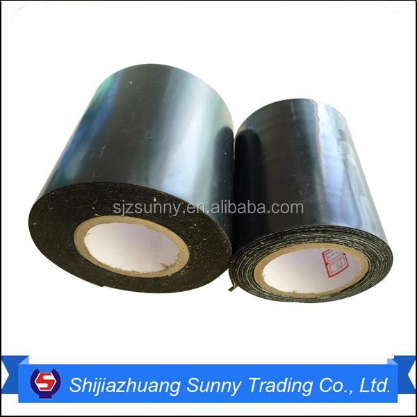 0.3mm underground anticorrosive pvc pipe wrap tape
