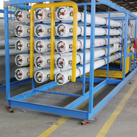 Single stage reverse osmosis equipment