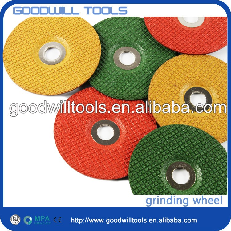 bottom price grinding wheel for cast iron ISO9002