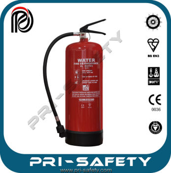 Water Fire Extinguisher With EN3 Approval