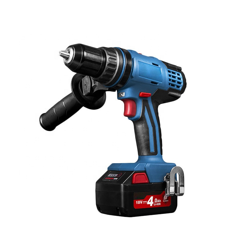 Portable electric power tools electric <strong>drill</strong> wireless 13mm cordless impact <strong>drill</strong>