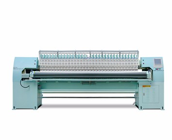 new technology digitized embroidery machines