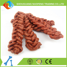 yummy chicken plait import dog food products