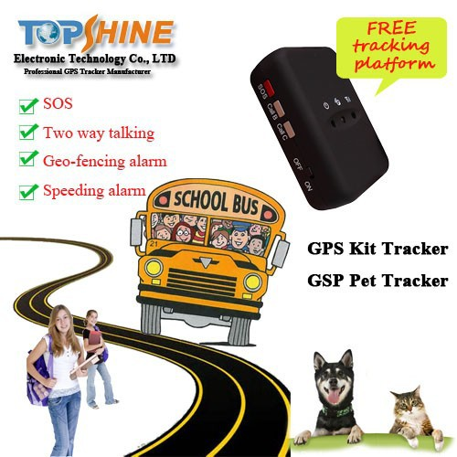 Newest Personal GPS Tracker Can Work 40 hours