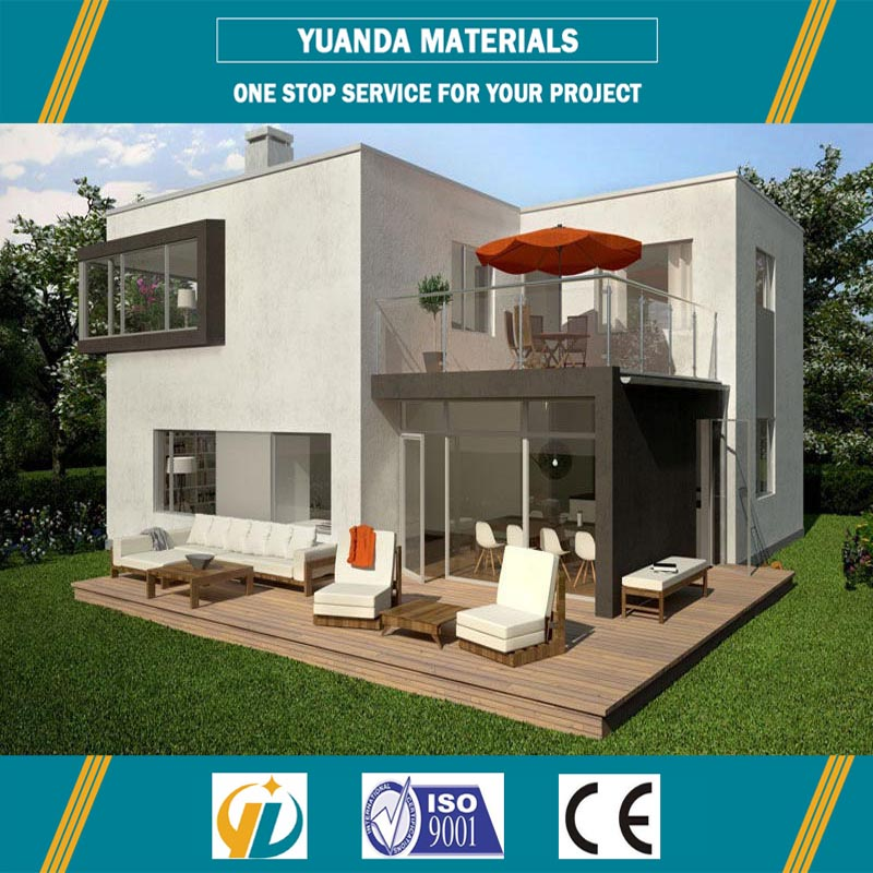 Popular Fashion New Designed China Prefab Houses
