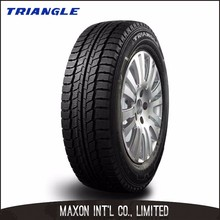 China lowest price high loading capacity good tyre grip performance PCR Triangle car tyre