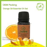 Factory Hot Sale Orange Essential Oil