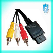 High Quality AV Cable For Snes Nintendo N64 Game cube Tv Game System