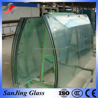 different types of tempered glass