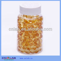 Nutural Vitamin E soft gel capsule