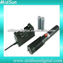 New Arrival 808nm 1000-2000mw High power adjustable focus IR laser pointer portable with key switch