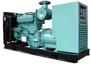 Low Consumption Natural Gas Generator 25KW-1000KW